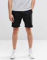 Scotch & Soda Chino Shorts In Black