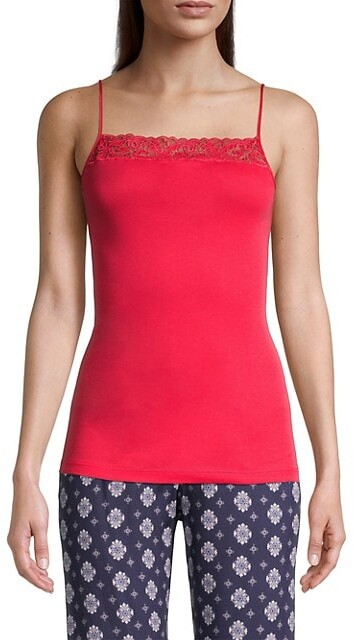 Thumbnail for your product : Hanro Moments Spaghetti Camisole