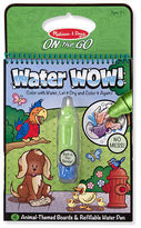 Melissa & Doug NEW Water Wow! Animal Colouring Pad