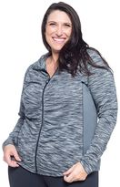 Soybu Plus Size Jacinda Workout Jacket