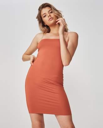Supre Luxe Elastic Strap Mini Dress