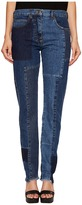 McQ by Alexander McQueen Patched Patti Jeans Women's Jeans