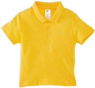 Trutex Unisex Short Sleeve Polo Shirt,16+ Years (Manufacturer Size: X-Large)