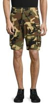 Wesc Willy Camo Cargo Shorts