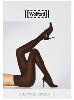 Wolford Cashmere and Silk Tights