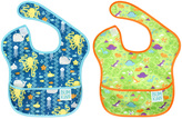 Bumkins Dinos & Sea Friends SuperBib Set