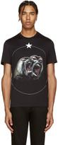 Givenchy Black Monkey Brothers T-Shirt