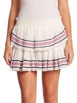 Ruffle Mini Skirt - ShopStyle