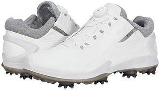 Ecco BIOM G 3 BOA GORE-TEX(r) (White Cow Leather) Men's Shoes
