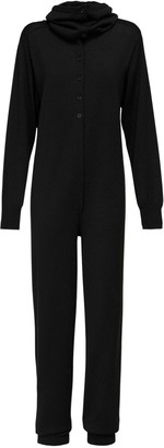 Lemaire Wool Blend Knit Jumpsuit