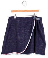 Paul Smith Girls' Tweed Melissa Skirt w/ Tags