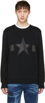 Diesel Black S-Joe-Ma Pullover