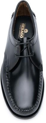 Sebago lace-up Derby shoes - ShopStyle