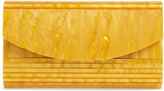 Nordstrom Rounded Lucite(R) Flap Clutch