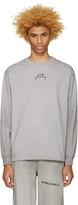 A-Cold-Wall* Grey Signature Logo T-Shirt