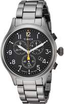 Timex Allied Chrono Stainless Steel Watches
