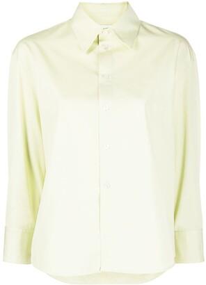 Jil Sander Three-Quarter Sleeves Shirt