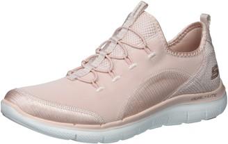 Skechers Sport Women's Flex Appeal2.0 Mixed Media Sneaker