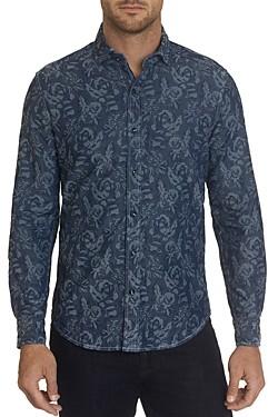 Robert Graham Waynes Slim Fit Shirt