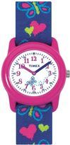 Timex Kids' Heart & Butterfly Watch