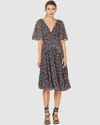 Stevie May Anise Midi Dress