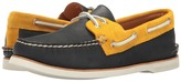 Sperry Gold A/O 2-Eye Chevre Men's Slip on Shoes