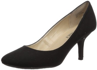 Ellen Tracy Women's Christy Mid Heel Pump