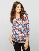 Isabella Oliver Sewlyn Rose Maternity Top