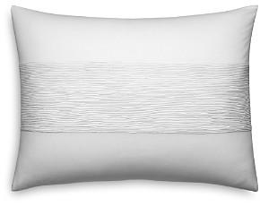 Vera Wang Banded Horizontal Decorative Pillow, 15 x 20 - 100% Exclusive