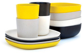 Ekobo Place, Bowl and Cup Set