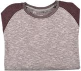 Point Zero Men's Long Sleeve Round-Neck Sweater