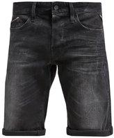 Replay Waitom Denim Shorts Black Denim