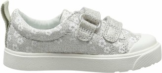 Clarks Kids' City Bright T Low-Top Sneakers