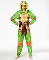 Briefly Stated Ninja Turtle Hooded Jumpsuit