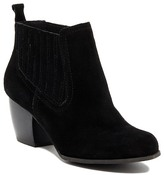 Restricted Warwick Suede Ankle Bootie