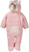 Jessica Simpson Faux Shearling Ear Pram (Baby Girls)
