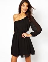 Little Mistress One Shoulder Dress