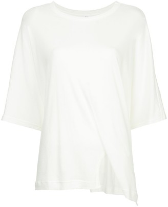 Y's cut out detail T-shirt