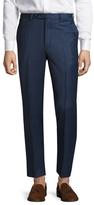 Brooks Brothers Regent Plaid Wool Trousers