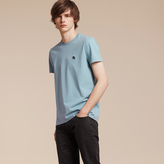 Burberry Liquid-soft Cotton T-shirt