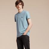 Burberry Liquid-soft Cotton T-shirt
