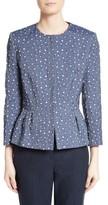 Helene Berman Women's Jacquard Jacket