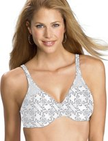 Hanes Bali Passion for Comfort Minimizer Underwire Bra__