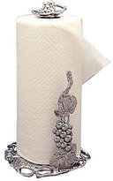 Arthur Court Grape Paper Towel Holder