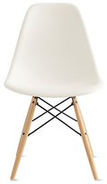 Design Within Reach Eames Molded Plastic Dowel-Leg Side Chair (DSW)