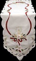 JUSTINA CLAIRE Christmas Table Runner Large in a Celtic Christmas Design