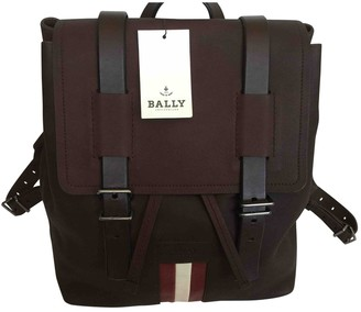 Bally Brown Leather Bags