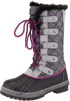 Khombu Women's Jenny Waterproof Winter Snow Boot