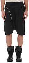 Rick Owens Men's Aircut Shorts-BLACK