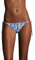 Sofia by Vix Banji Reversible Side Tie Bikini Bottom